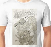 Orcs Of The Badlands Unisex T-Shirt