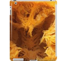 pumpkin guts  iPad Case/Skin