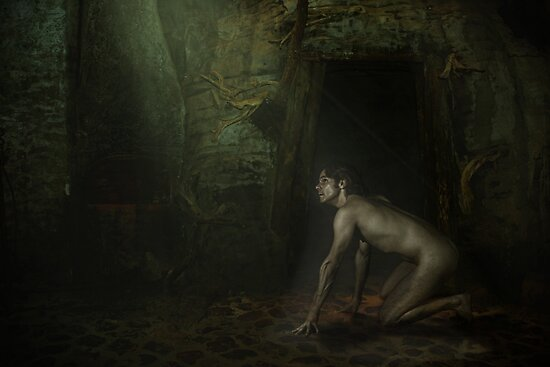 Cave man by Lifeware