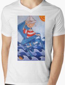 High chair Mens V-Neck T-Shirt