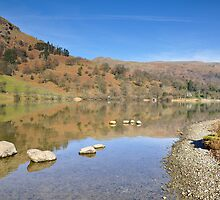 Lakedistrict Rydal Water by Jacqueline Wilkinson