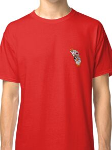 Born Lucky (small) Classic T-Shirt