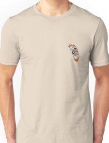 Born Lucky (small) Unisex T-Shirt