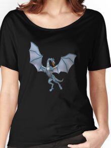 Blue Dragon  Women's Relaxed Fit T-Shirt
