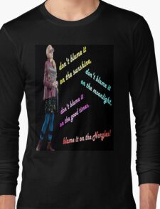 luna and the nargles Long Sleeve T-Shirt
