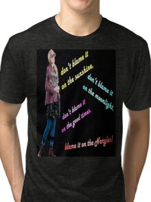 luna and the nargles Tri-blend T-Shirt