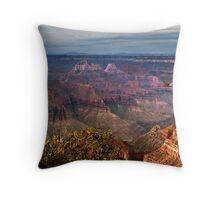Grand Canyon North Rim, AZ Throw Pillow
