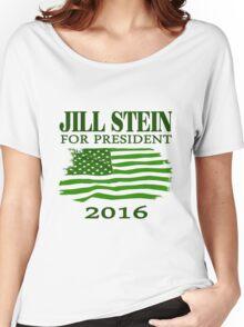 Jill Stein for president 2016 Women's Relaxed Fit T-Shirt