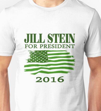 Jill Stein for president 2016 Unisex T-Shirt