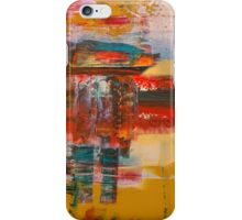 Futuristic Alien World iPhone Case/Skin