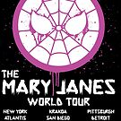 Mary Jane`s World Tour by kentcribbs