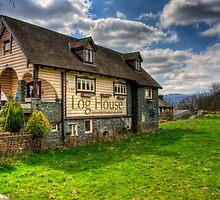 The Log House Restaurant, Ambleside by Gavin Haworth