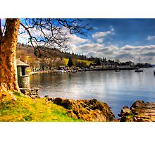 Lake Windermere, from Ambleside. Photographic Print