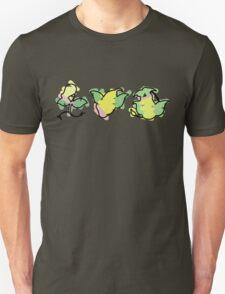 bellsprout, weepinbell, victreebel T-Shirt