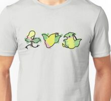 bellsprout, weepinbell, victreebel Unisex T-Shirt