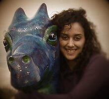 I've found a friend..in you.. by Joyce Knorz