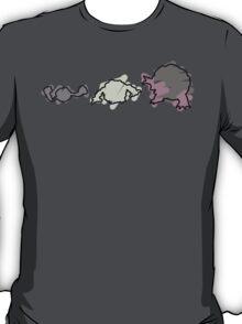 Geodude Graveler Golem T-Shirt