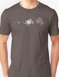 Geodude Graveler Golem Unisex T-Shirt