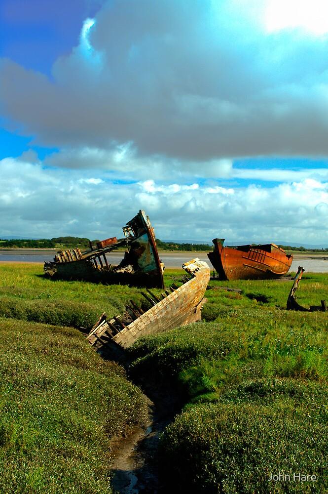 Group of Wrecks by John Hare