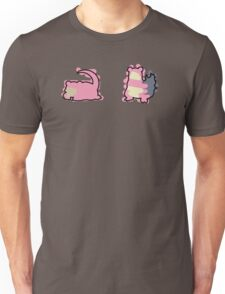 Slowpoke Slowbro Unisex T-Shirt