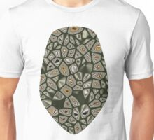Abstract CMR 03 on VB Unisex T-Shirt