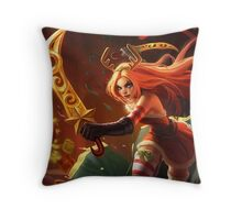 Slay Belle Katarina - League of Legends Throw Pillow