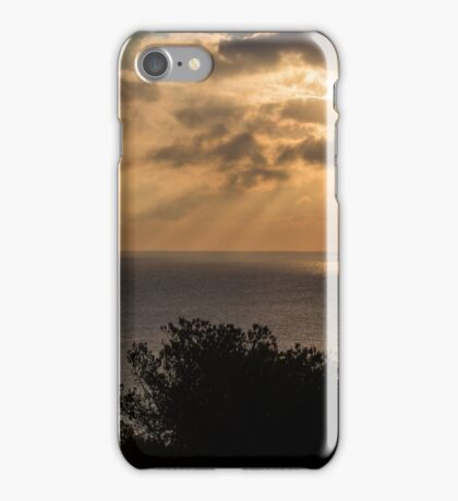 javea sunshine iPhone Case/Skin