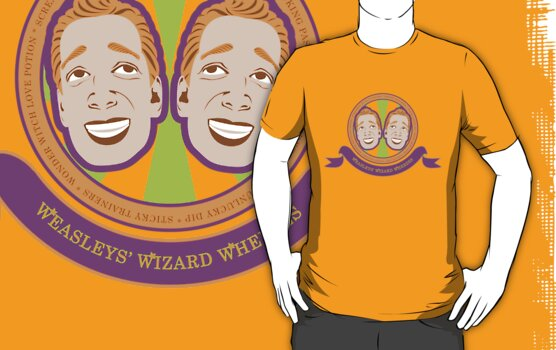 Weasleys' Wizard Wheezes by cearanissa