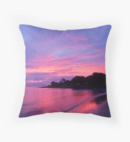 Sunrise @ Peirmont, Australia Throw Pillow