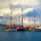 Waiting to sail by shalisa