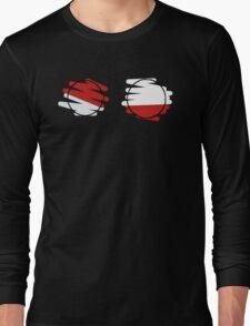 Voltorb Electrode Long Sleeve T-Shirt
