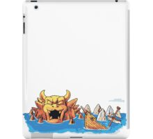 Valley of Bowser Super Mario World iPad Case/Skin