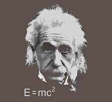 albert einstein - e mc2  Unisex T-Shirt