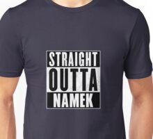 STRAIGHT OUTTA NAMEK DBZ Unisex T-Shirt