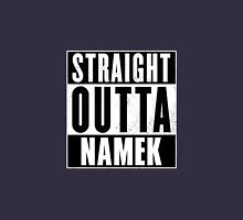 STRAIGHT OUTTA NAMEK DBZ Unisex T-Shirt