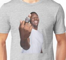 Akeem Ayers says Hello! - New England Patriots Unisex T-Shirt