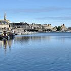 Saint Malo by astrolabio