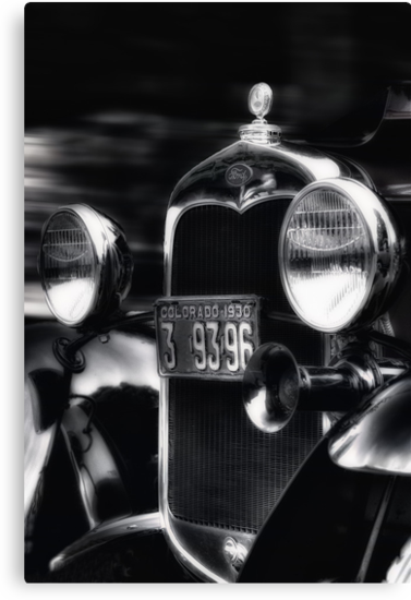 1930 Model A Coup by dvande1