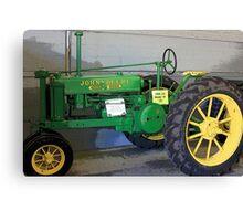 1935 John Deere Tractor, Model B Canvas Print