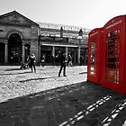 The Red Box by Graham Ettridge