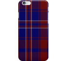 00591 The Embrace Fashion Tartan  iPhone Case/Skin