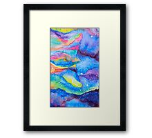 NIGHT SEEKER...... Framed Print