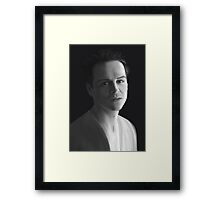 Jim Moriarty  Framed Print