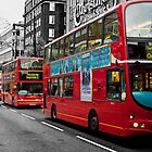 The Red Red Bus by Graham Ettridge