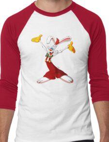 Roger Rabbit Men's Baseball ¾ T-Shirt