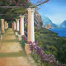 The Path to Capri by ritagee