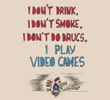 I Do Video Games by Prince Arora