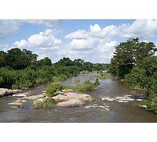 Sabie River - Kruger National Park Photographic Print