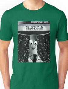 EraserBeakerHead Unisex T-Shirt