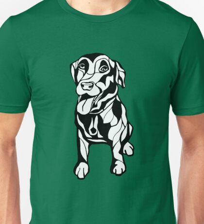 Sharpie Pets: Little Labrador Unisex T-Shirt